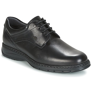 Zapatos Hombre Derbie Fluchos CRONO Negro