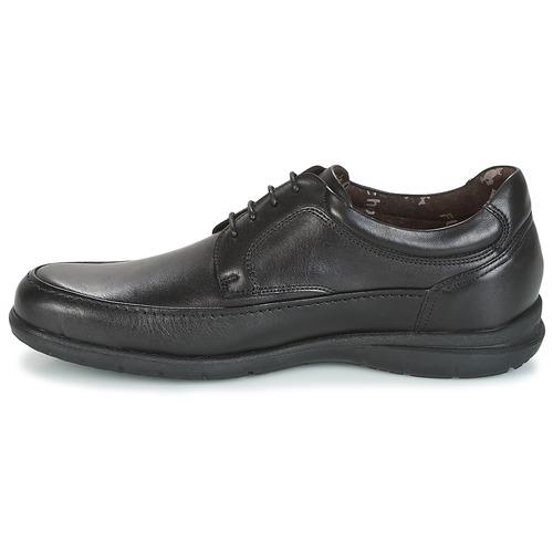 modelo más vendido de la marca Fluchos LUCA Negro - Envío gratis Nueva promoción - Zapatos Derbie Hombre