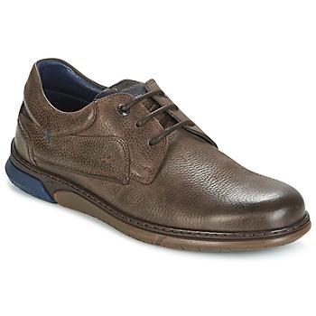 Zapatos Hombre Zapatillas bajas Fluchos BEAR Marrón