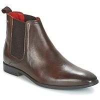 Zapatos Hombre Botas de caña baja Base London GUINEA Marrón