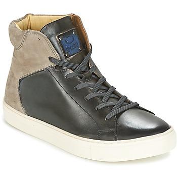 Zapatos Hombre Botas de caña baja Base London JARRETT Gris
