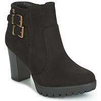 Zapatos Mujer Botines Refresh CALI Negro