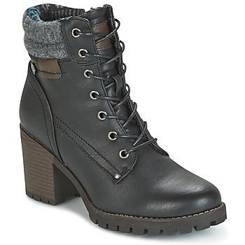 Zapatos Mujer Botines Refresh MARVILLE Negro