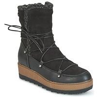 Zapatos Mujer Botas de nieve Refresh GLORIA Negro