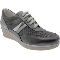 Zapatos Mujer Senderismo Loren LOC3742gr grigio