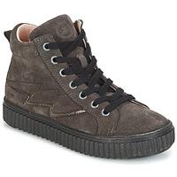 Zapatos Niña Zapatillas altas Acebo's LONDON Gris