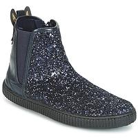 Zapatos Niña Botas de caña baja Chipie JARIOGLIT Marino