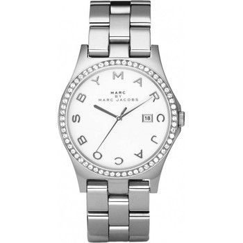 Relojes Mujer Relojes analógicos Marc by Marc Jacobs Reloj Mujer Marc By Henry MBM3044 Bisel con estráss Plata