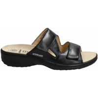 Zapatos Mujer Zuecos (Mules) Mephisto GEVA Negro