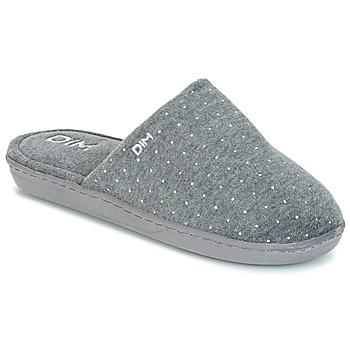 Zapatos Mujer Pantuflas DIM RIVOVEL Gris