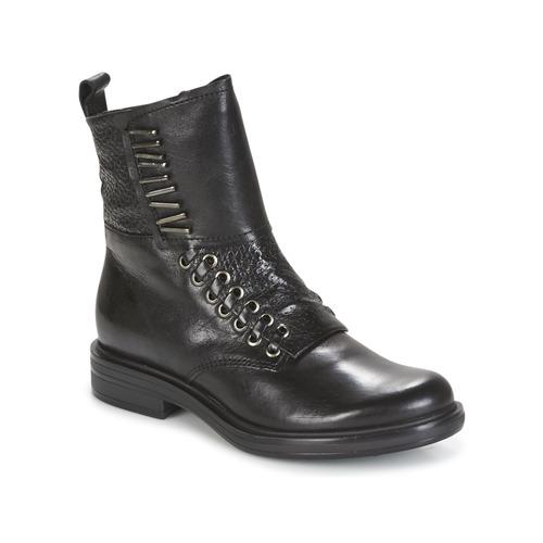 Mjus CAFE Negro - Envío gratis Botas Nueva promoción - Zapatos Botas gratis de caña baja Mujer 159,00 046b4a