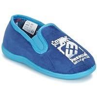 Zapatos Niño Pantuflas Freegun FG NADAM Azul