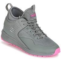 Zapatos Niña Zapatos con ruedas Heelys PIPER Gris / Rosa