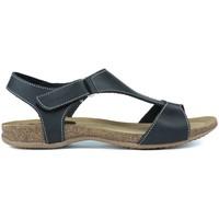 Zapatos Mujer Sandalias Interbios SANDALIA COMODA ANATOMICA NEGRO