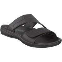 Zapatos Hombre Zuecos (Mules) Mephisto STAN Negro