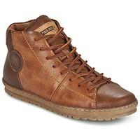Zapatos Mujer Zapatillas altas Pikolinos LAGOS 901 Marrón