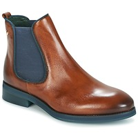 Zapatos Mujer Botas de caña baja Pikolinos ROYAL W5M Marrón