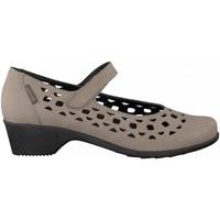 Zapatos Mujer Bailarinas-manoletinas Mephisto RODIA Gris
