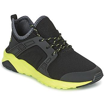 Zapatos Niño Zapatillas bajas Kappa SAN FERNANDO Negro / Marrón
