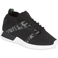 Zapatos Hombre Zapatillas bajas Cash Money ARMY Negro / Kaki