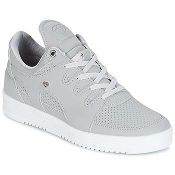 Zapatos Hombre Zapatillas bajas Cash Money STATES Gris / Blanco