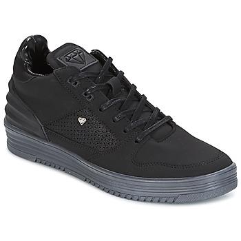 Zapatos Hombre Zapatillas bajas Cash Money STATES Negro / Gris