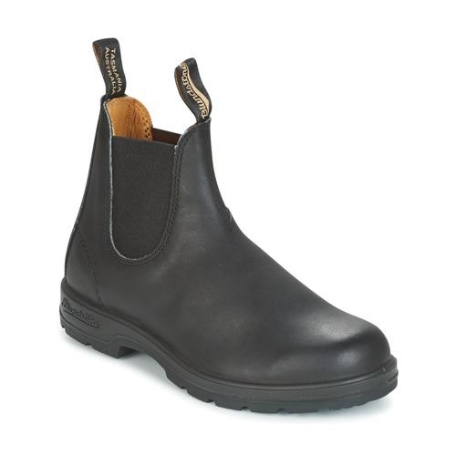 Zapatos especiales para hombres y mujeres Blundstone COMFORT BOOT Negro