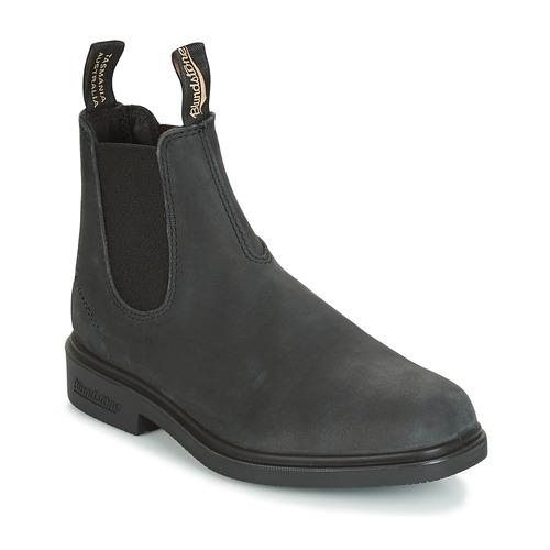 Zapatos promocionales Blundstone DRESS BOOT Gris  Venta de liquidación de temporada