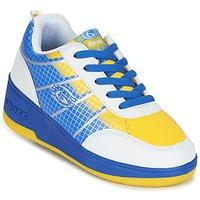Zapatos Niños Zapatillas bajas BEPPI LOVINO Amarillo / Azul
