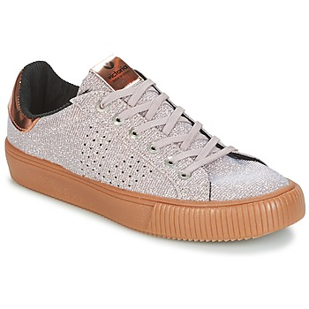 Zapatos Mujer Zapatillas bajas Victoria DEPORTIVO LUREX Gris