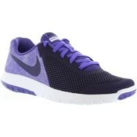 Zapatos Mujer Zapatillas bajas Nike 844988 FLEX EXPERIENCE 5 GS Azul