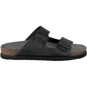 Zapatos Hombre Sandalias Mephisto NERIO Negro