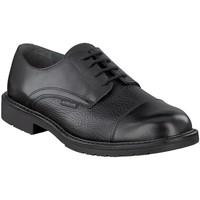 Zapatos Hombre Derbie Mephisto MELCHIOR Negro