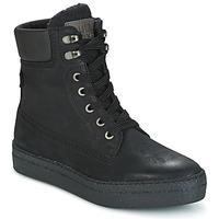 Zapatos Mujer Zapatillas altas Bullboxer GANDIA Negro