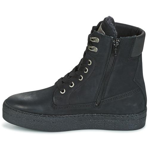 Zapatos de mujer baratos zapatos de mujer Zapatos especiales Bullboxer GANDIA Negro
