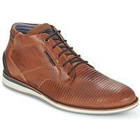 Zapatos Hombre Botas de caña baja Bullboxer FILAT COGNAC