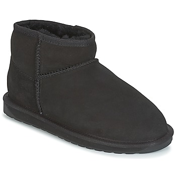 Zapatos Mujer Botas de caña baja EMU STINGER MICRO Negro
