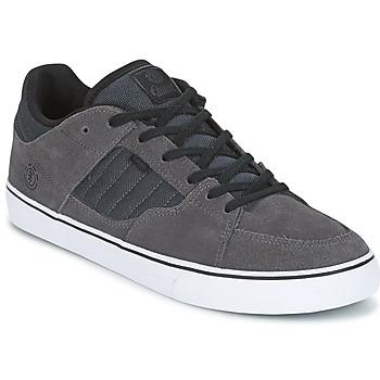 Zapatos Hombre Zapatos de skate Element GLT2 Gris / Blanco