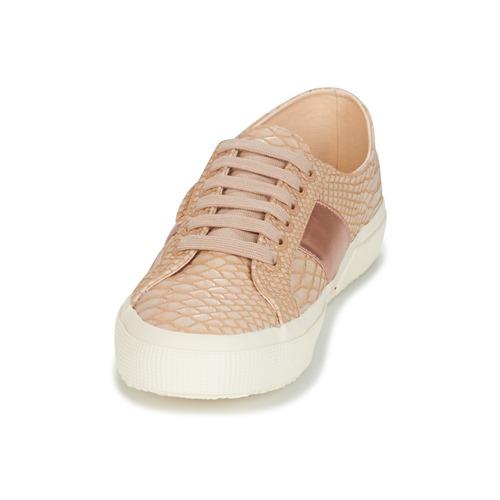 Superga Zapatos Zapatillas Snake 2750 Bajas W Mujer Nude Pu ybf6g7