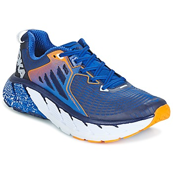 Zapatos Hombre Running / trail Hoka one one GRAVIOTA Azul