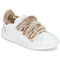 Zapatos Mujer Zapatillas bajas Ippon Vintage FLIGHT POLAR Blanco / Cobre