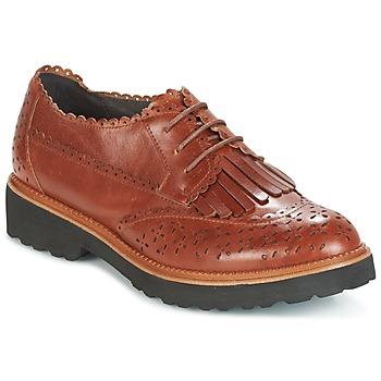 Zapatos Mujer Derbie Mam'Zelle ROSEAU Marrón