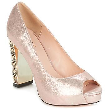 Zapatos Mujer Zapatos de tacón Menbur ACHERNA Nude