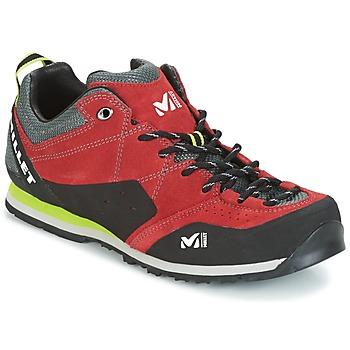 Zapatos Hombre Senderismo Millet ROCKWAY Verde