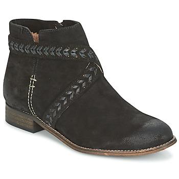 Zapatos Mujer Botas de caña baja MTNG DI Negro