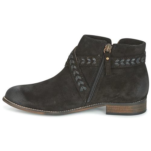 Caña Mujer Negro Baja Mtng Botas Zapatos De Di TK1JclF3