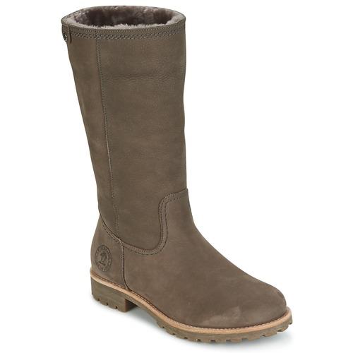 Casual salvaje Zapatos especiales Panama Jack BAMBINA Gris