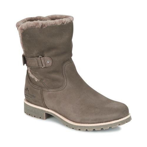 Zapatos promocionales Panama Jack FELIA Gris  Zapatos casuales salvajes