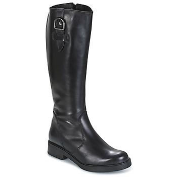 Zapatos Mujer Botas urbanas Samoa 53245-NERO Negro