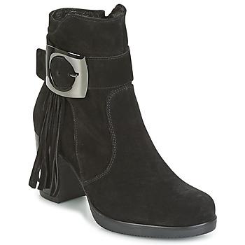 Zapatos Mujer Botines Samoa MARIEL Negro